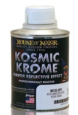 House of Kolor MC00 Mirror Reflective Effect Shimrin Kosmic Krome 1HP