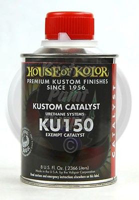 House of Kolor KU150 Kustom Catalyst  Exempt Catalyst  1HP
