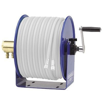 Coxreels - 1ea -Twin-Line Hand Crank Welding Hose Reel - Pt# 170-112WL-1-100 - Kustom Paint Supply