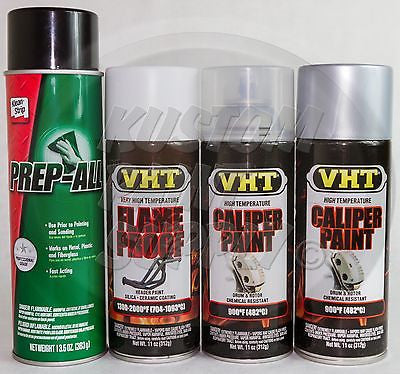 1 Kit - VHT - Cast Aluminum Caliper Drum Paint ESW362, SP118, SP730, SP735 - Kustom Paint Supply