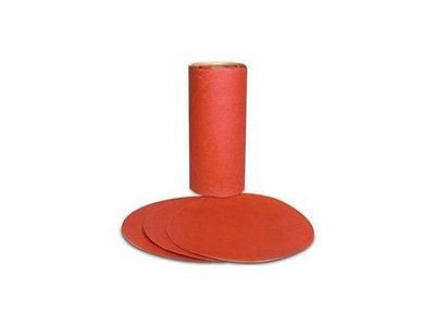 01116 3M Stick it 80 Grit Red Abrasive Disc 6 Inch Roll - Kustom Paint Supply