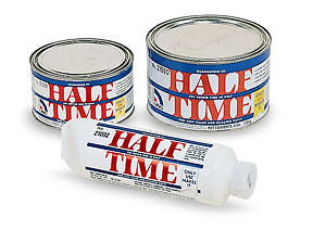 USC 21000 HALF TIME One Step Filler and Glazing Putty  1/2 Gallon w/ Hardener