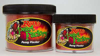 1oz - Lil' Daddy Roth Pearl Factory Standard Pearl - Penny Pincher - Kustom Paint Supply