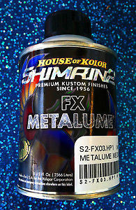 House of Kolor S2-FX03 Shimrin2 FX Metalume  Medium Basecoat 1HP