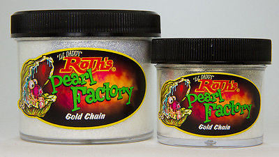 1oz - Lil' Daddy Roth Pearl Factory Diamond Pearl - Gold Chain - Kustom Paint Supply