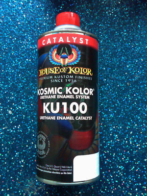 House of Kolor KU100 Kosmic Kolor Urethane Enamel Catalyst 1Pt
