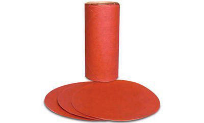 3M 01105 Stikit 800 Grit Red Abrasive Disc 6 Inch - Kustom Paint Supply