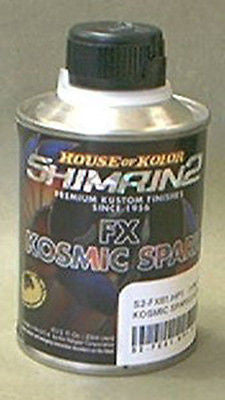 House of Kolor S2-FX63 Blushing Red Shimrin2 FX Kosmic Sparks KDP 1HP