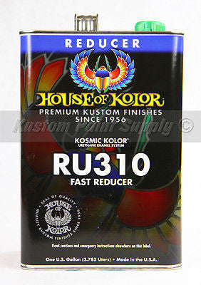House of Kolor RU310 Kosmic Kolor - Fast Dry Reducer  1 Gallon