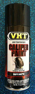 VHT SP734 Brake Caliper Drum Paint Gloss Black High Temp 11 oz