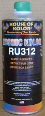 House of Kolor RU312 Kosmic Kolor  Slow Dry Reducer  1 Quart