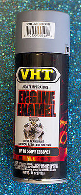 VHT SP148 Engine Enamel Light Gray High Temp 11 oz