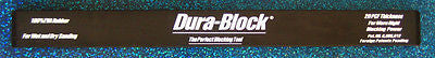 "Dura Block AF4409 24"" LONG DuraBlock Sanding Block - Kustom Paint Supply"