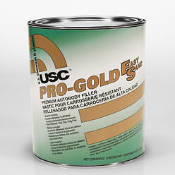 USC PRO-GOLD 16400 ES Easy Sand Filler  1 Gallon w/ Hardener