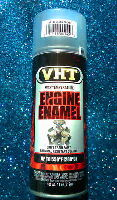 VHT SP145 Gloss Engine Clear Coat High Temp 11 oz