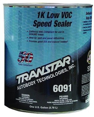 TRANSTAR 6091 1k Low VOC Speed Sealer Gallon