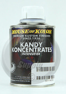 House of Kolor KK08 Tangerine Kandy Koncentrate 8oz