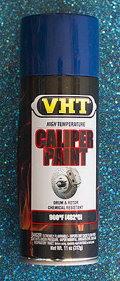 VHT SP732 Brake Caliper Drum Paint Bright Blue High Temp 11 oz