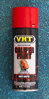 VHT SP733 Brake Caliper Drum Paint Real Orange High Temp