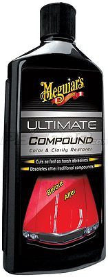 Meguiar's G17216 Ultimate Compound 15.2oz Bottle