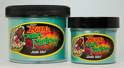 1oz - Lil' Daddy Roth Pearl Factory Standard Pearl - Jade Idol - Kustom Paint Supply