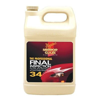 Meguiar's M3401 Final Inspection