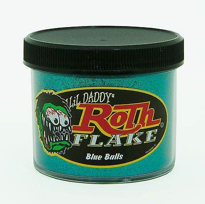 Lil' Daddy Roth Metal Flake Standard Series  Blue Balls 2oz