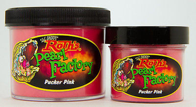 1oz - Lil' Daddy Roth Pearl Factory Standard Pearl - Pucker Pink - Kustom Paint Supply