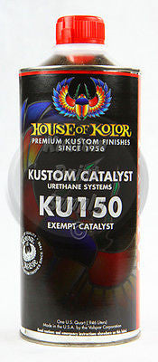 House of Kolor KU150 Kustom Catalyst  Exempt Catalyst 1 Quart