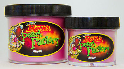 1oz - Lil' Daddy Roth Pearl Factory Standard Pearl - Alien! - Kustom Paint Supply