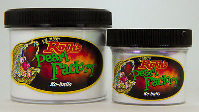 1oz - Lil' Daddy Roth Pearl Factory Skitzo Pearl - Ko-balls - Kustom Paint Supply