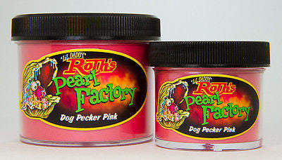 2oz - Lil' Daddy Roth Pearl Factory Standard Pearl - Dog Pecker Pink - Kustom Paint Supply