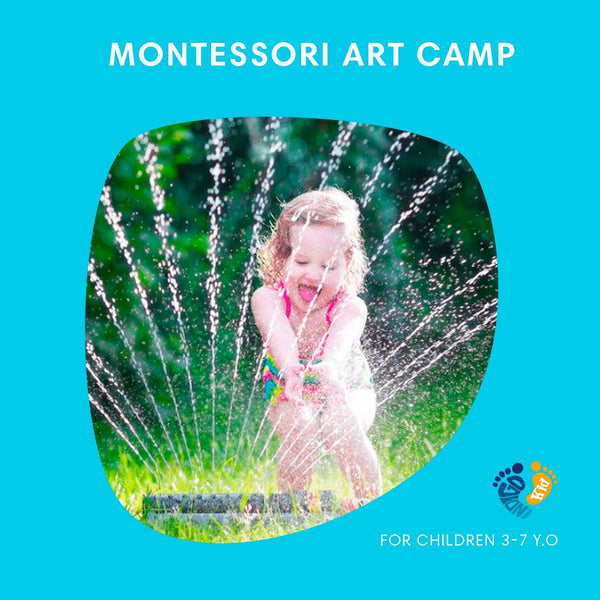 MONTESSORI ART CAMP