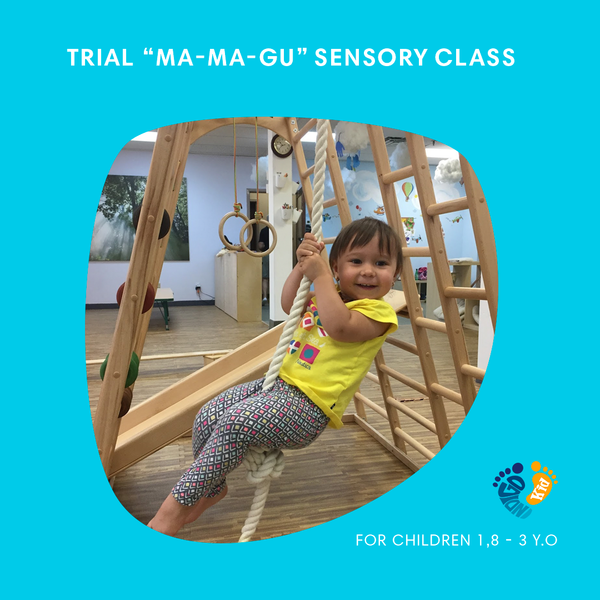 TRIAL - Mommy and Me Sensory Class 'Mamagu'
