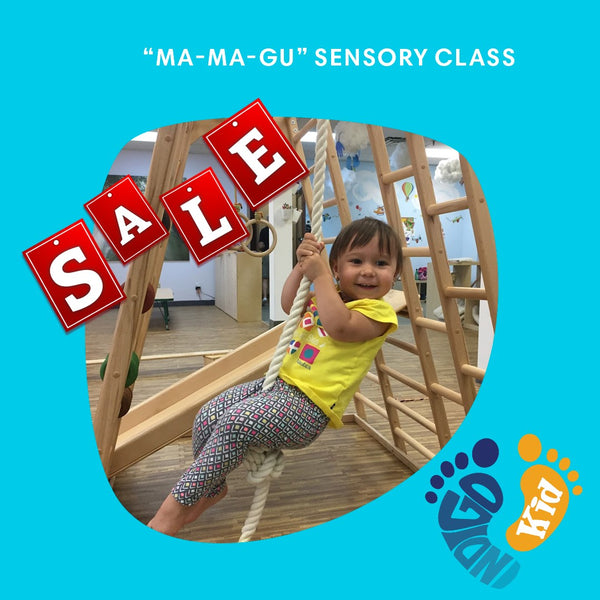 SALE! Sensory Mommy and Me classes for 1.3 - 2.3 y.o.
