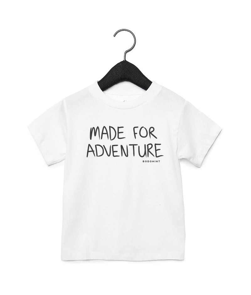 Toddler Made For Adventure Tee