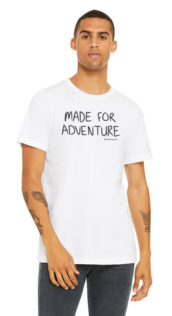 Unisex Made For Adventure Tee