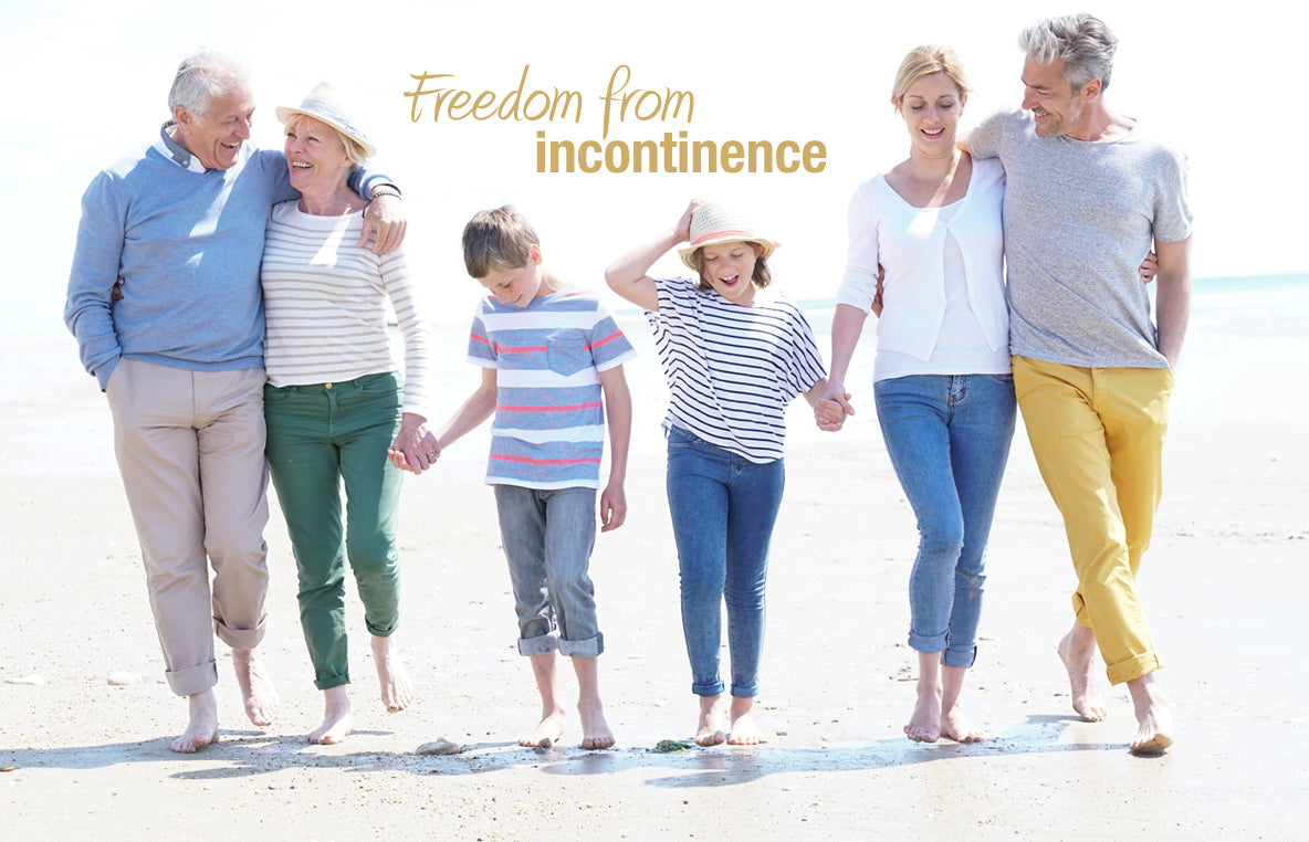Freedom from incontinence