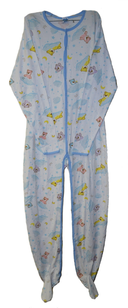 Footed Pajama - Bear Hugz