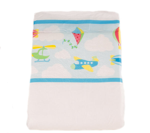 Disposable Diaper - ABU Pre-School Cloth Backed - 2