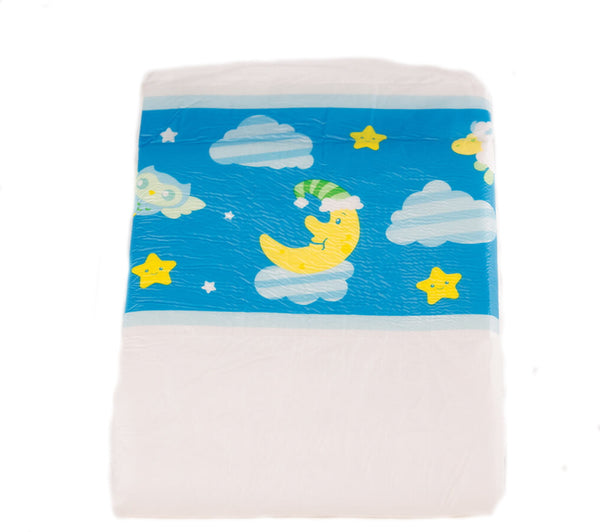 Disposable Diaper - ABU Pre-School Plastic Backed - 2
