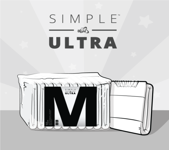 Disposable Diaper - ABU Simple Ultra - 2