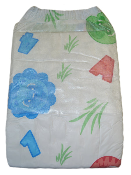 Disposable Diaper - Tykable Waddler - 2