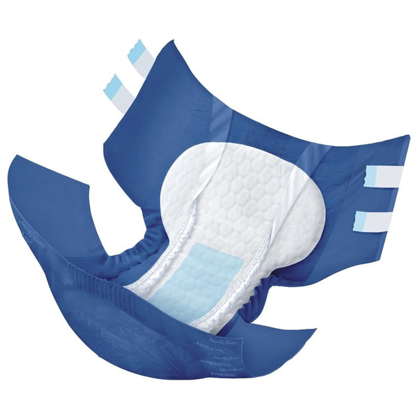 Disposable Diaper - Northshore Megamax Blue - 2