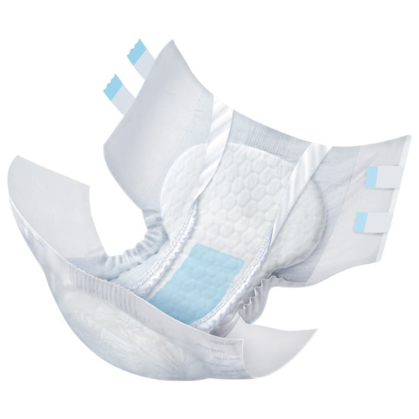 Disposable Diaper - Northshore Megamax White - 2