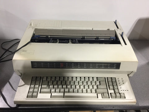 TYPEWRITER WHEELWRITER IBM #50279-2.018865