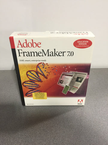 Adobe FrameMaker #50373