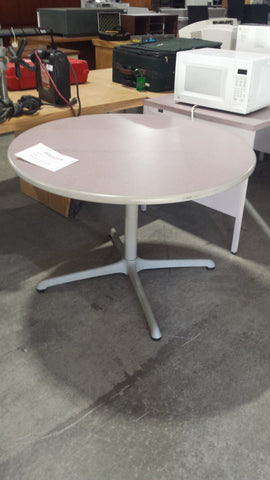Small Round Table # 50178