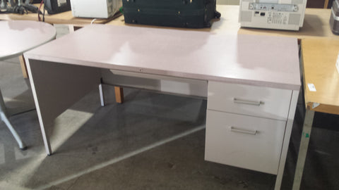 Small Metal Table / Desk #50180