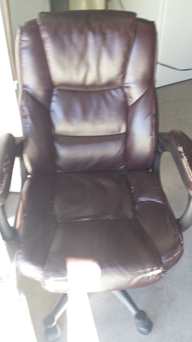 Leather Chair #50375